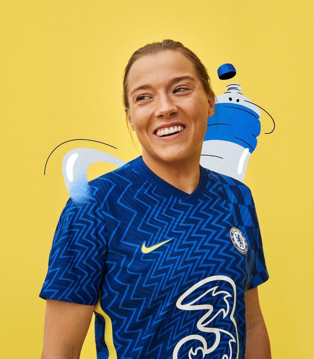 Nike Football x Chelsea - Maillot Domicile 2021-2022