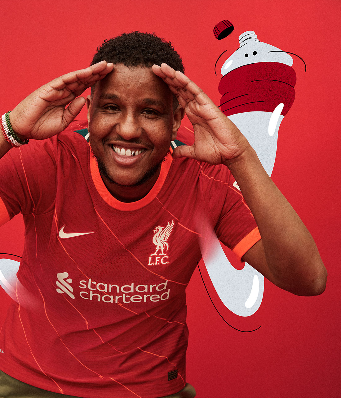 Nike Football x Liverpool Maillot 2021-2022