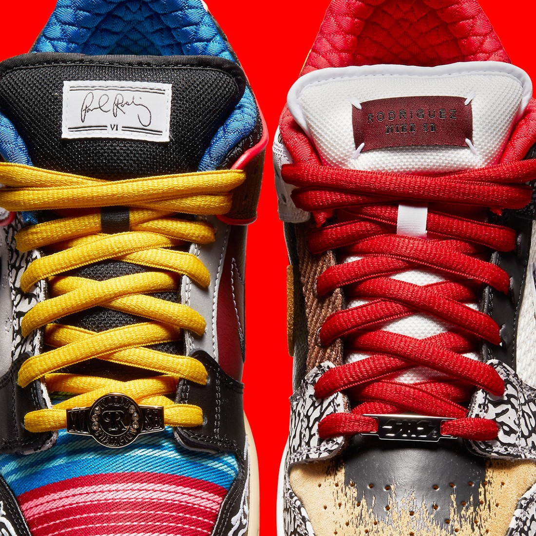 """Nike SB Dunk Low """"What The P-Rod"""""""