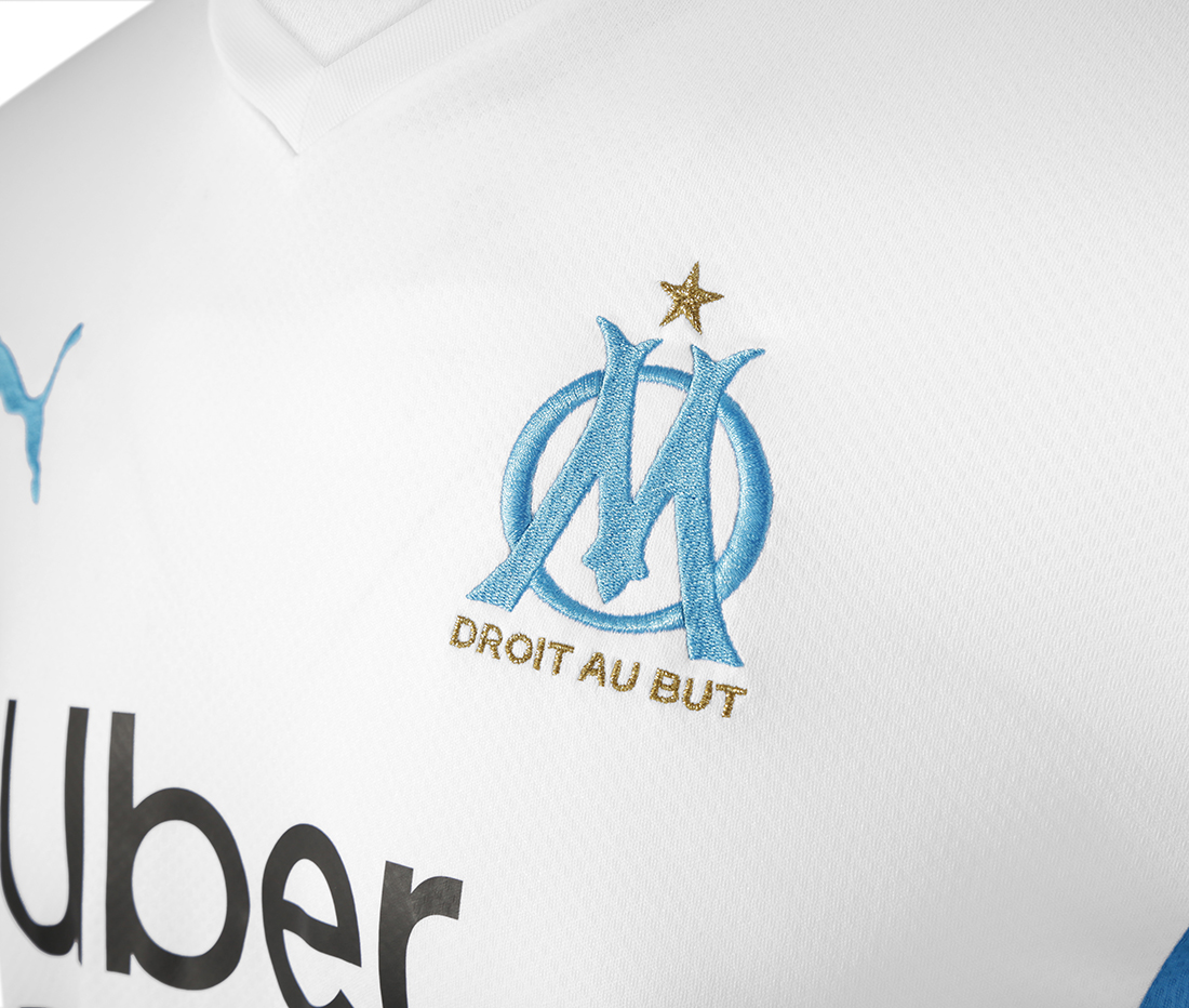 PUMA Football x OM - Maillot Domicile 2021-2022