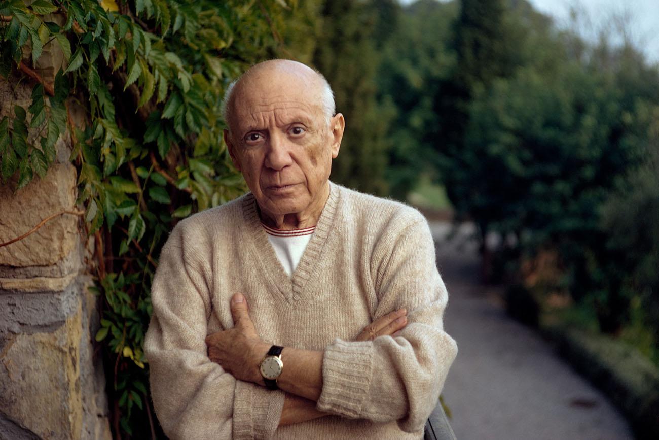 Pablo Picasso Montre Michael Z. Berger