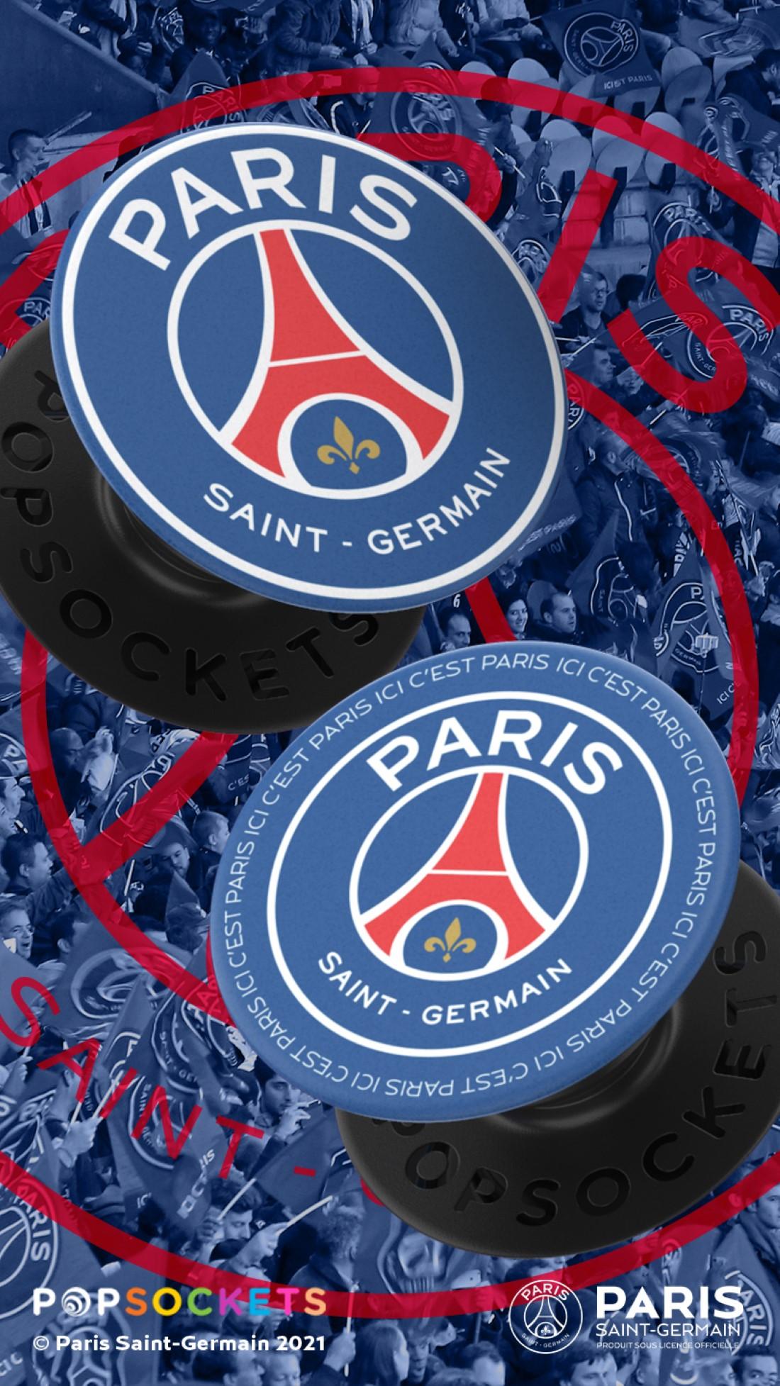 Paris Saint-Germain x Popsockets