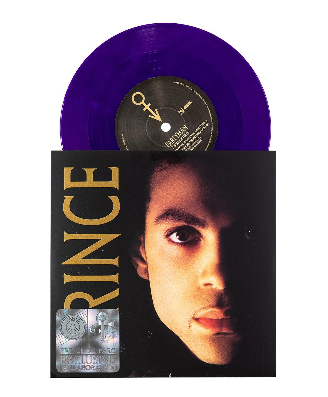 Paris Saint-Germain x The Prince Estate Vinyle