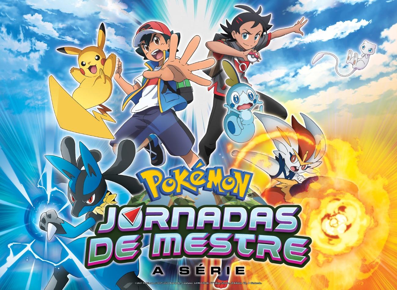 Pokémon Les Voyages d'un Maître