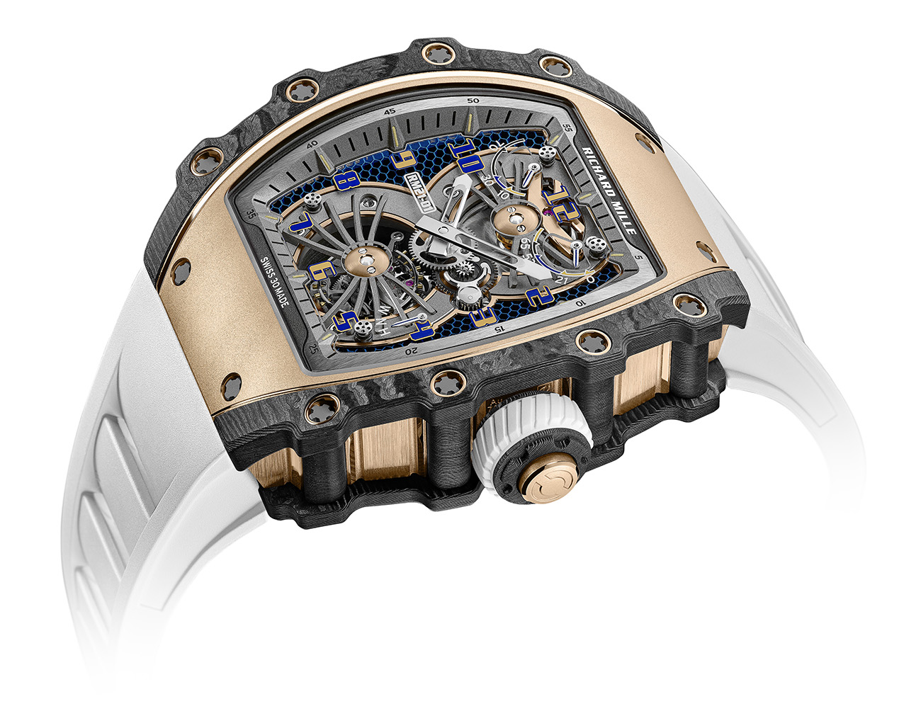 Richard Mille - RM 21-01 Tourbillon Aérodyne