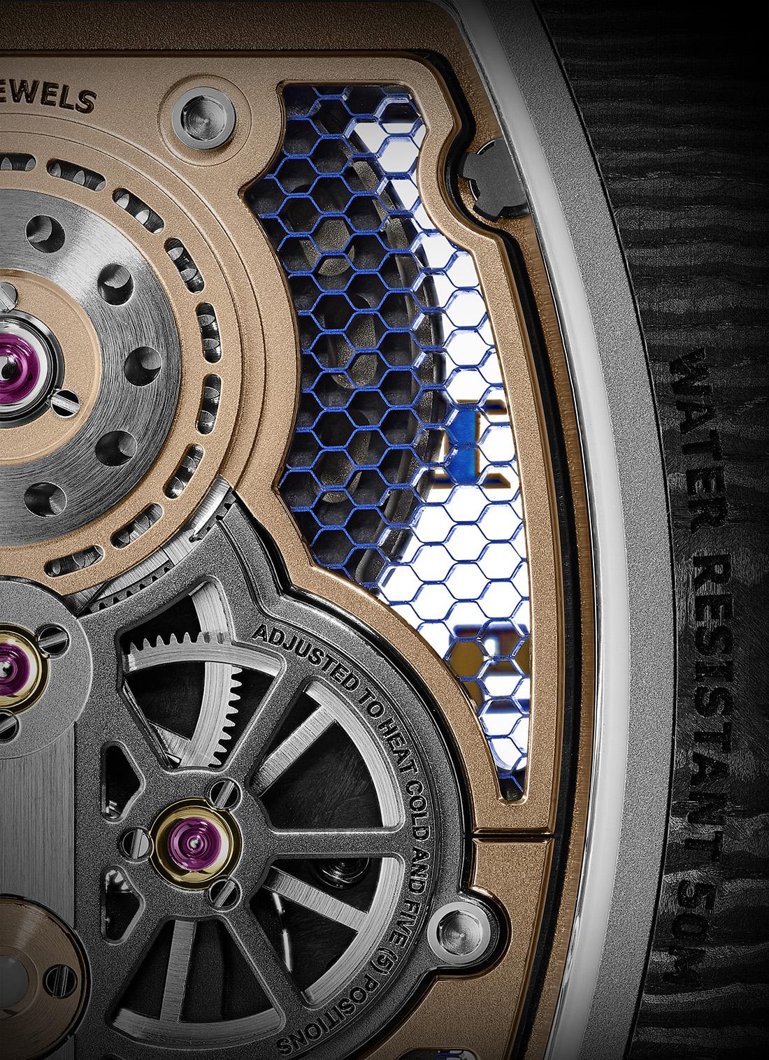 Richard Mille - RM 21-01 Tourbillon Aérodyne
