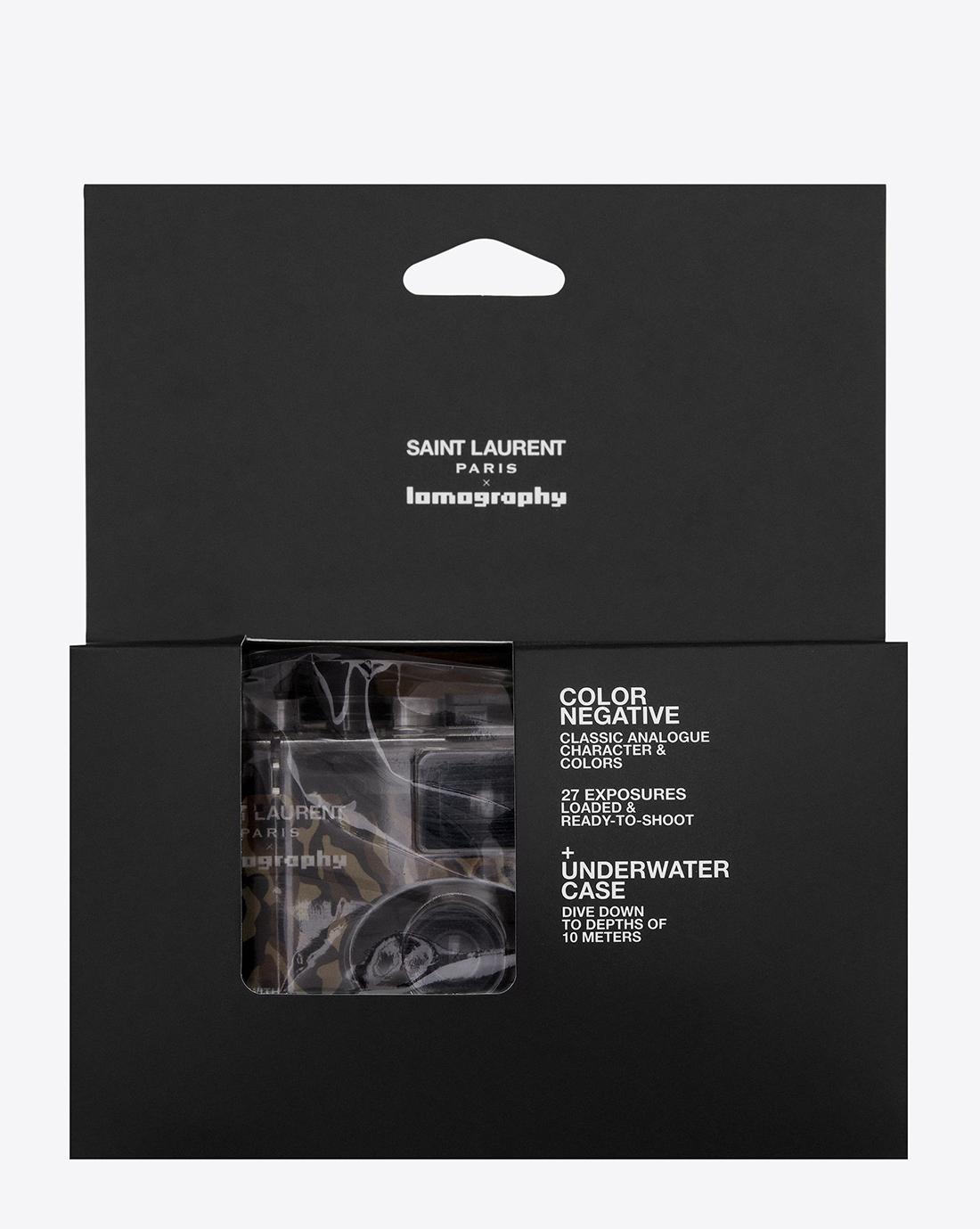 Saint Laurent x Lomography
