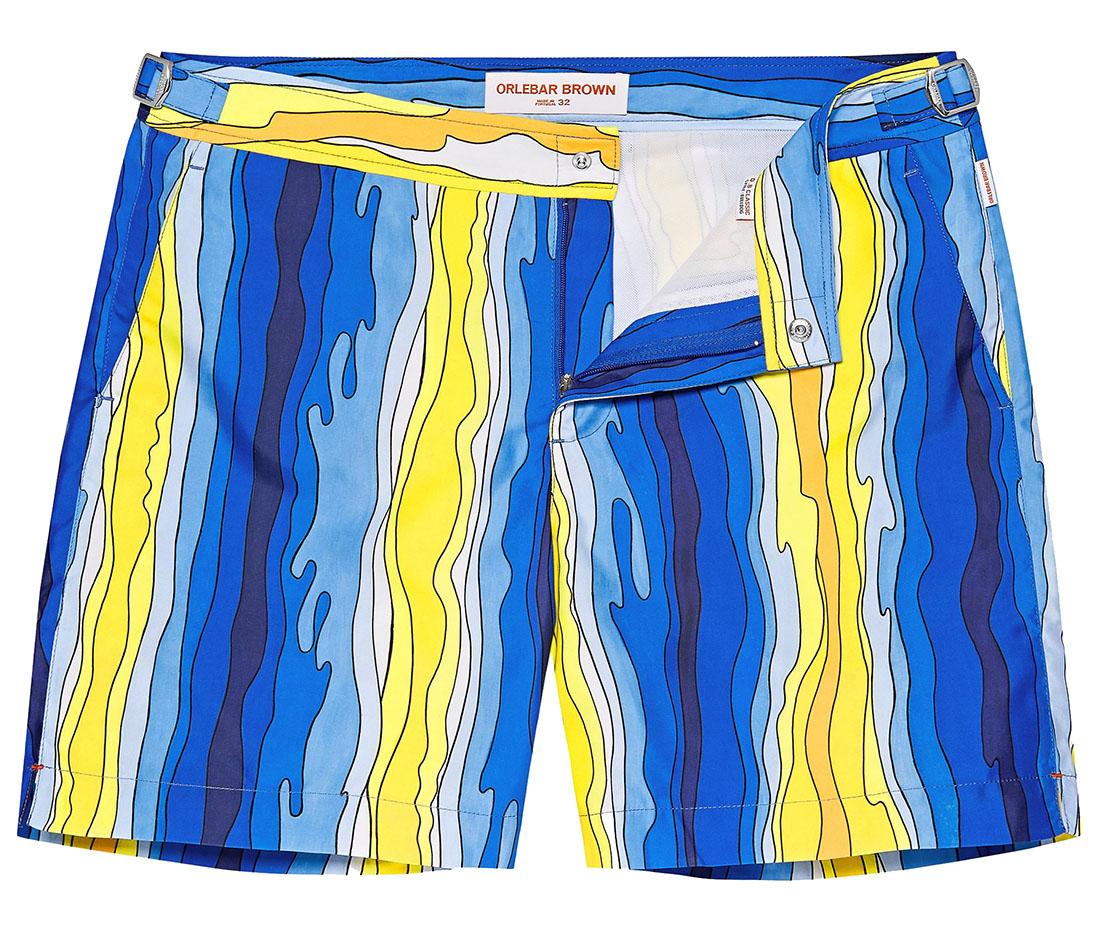 Shorts de bain - Printemps-Été 2021 - Orlebar Brown