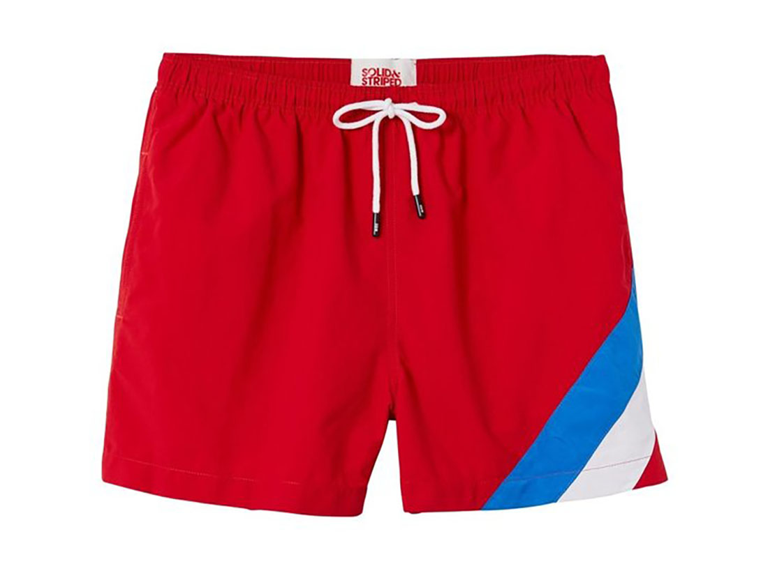 Shorts de bain - Printemps-Été 2021 - Solid & Striped