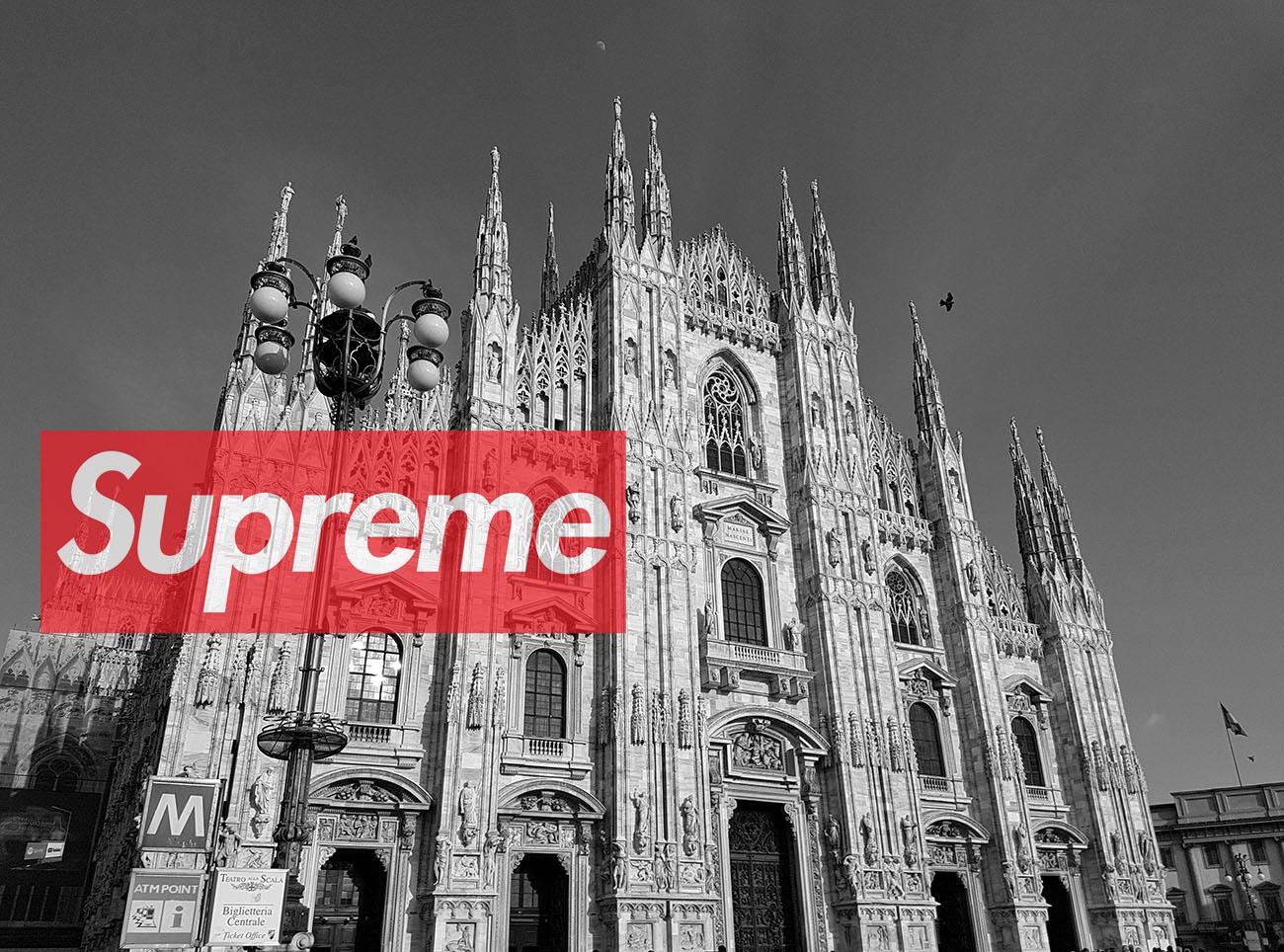 Supreme Flagship - Milan