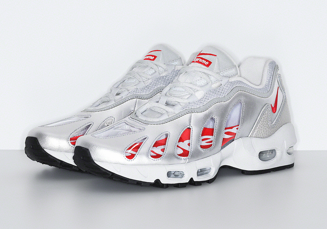 Supreme x Nike Air Max 96 Printemps 2021