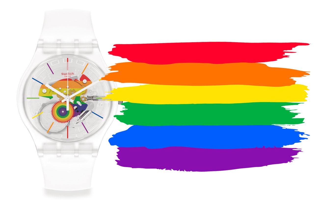 Swatch Pride 2021