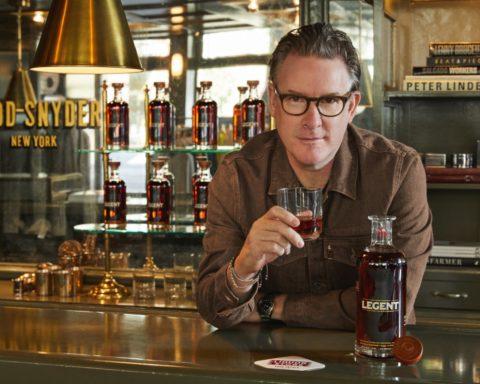 Todd Snyder x Legent Bourbon