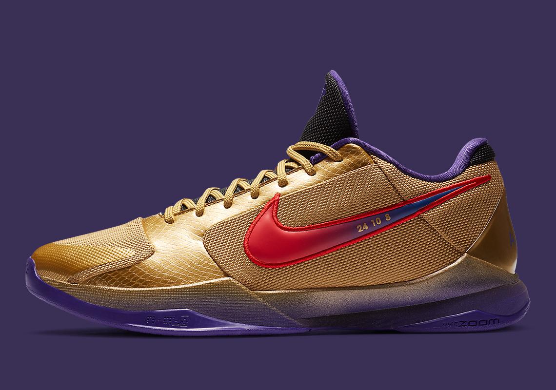 UNDEFEATED x Nike Kobe 5 Protro Hall Of Fame