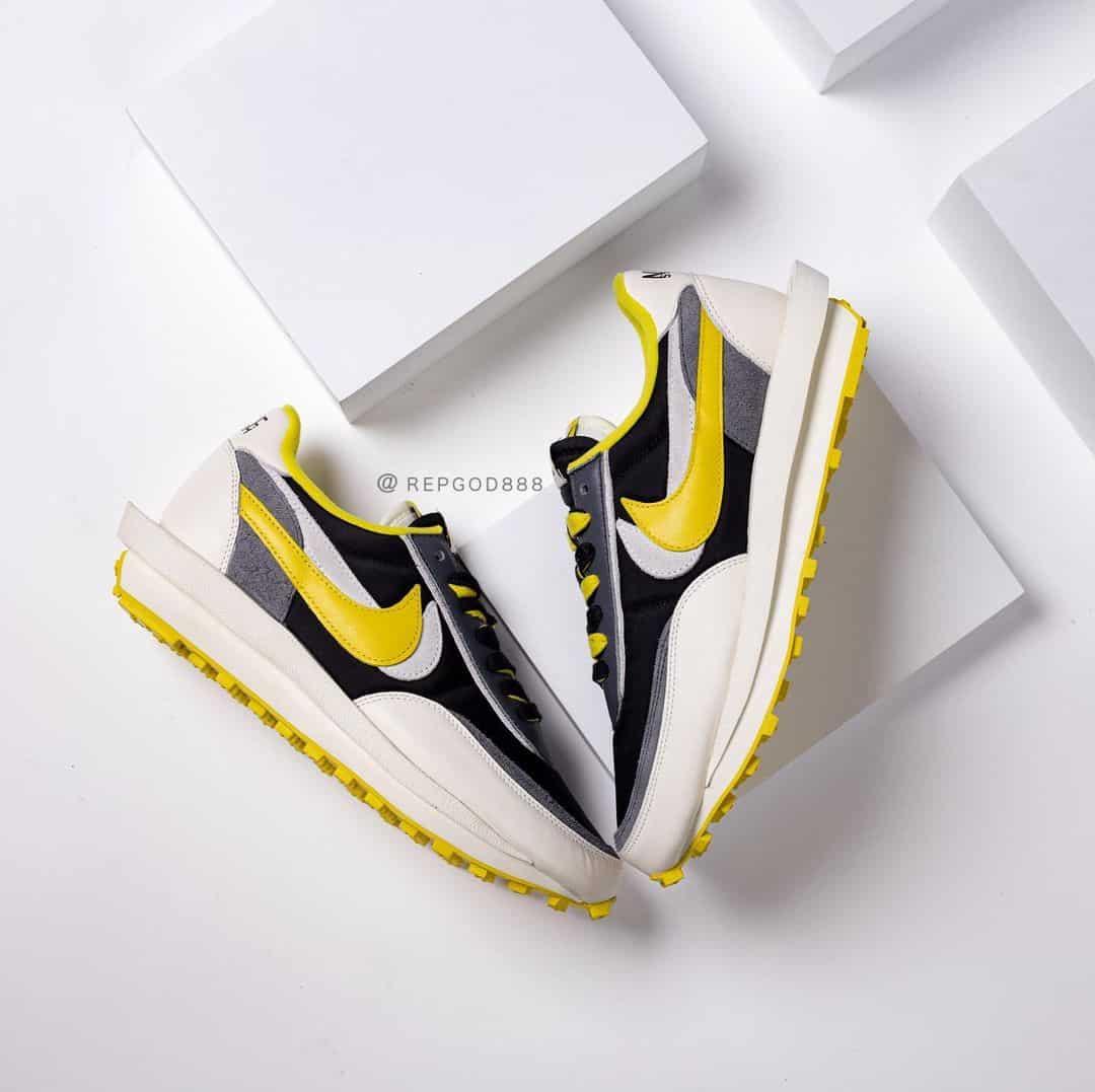 UNDERCOVER x sacai x Nike LDWaffle
