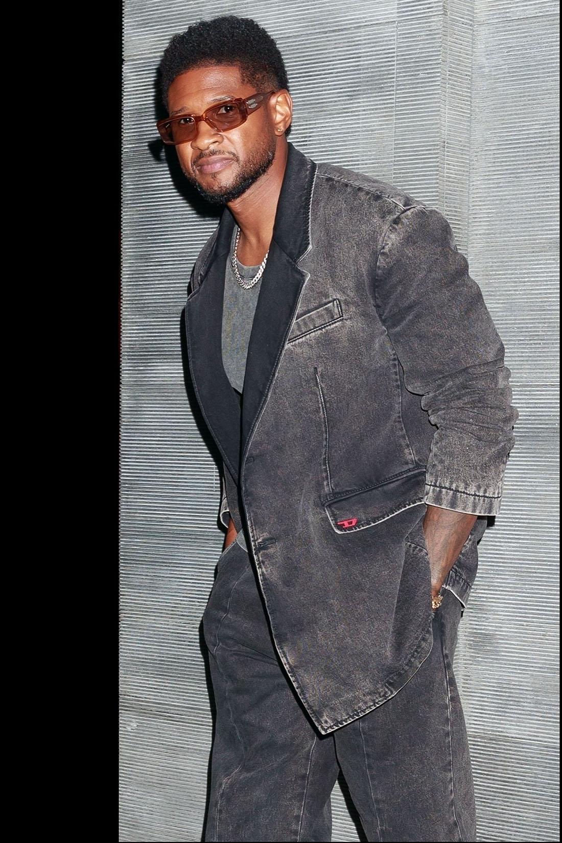 Usher - Diesel Library