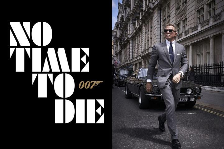Vuarnet x James Bond - Mourir peut attendre
