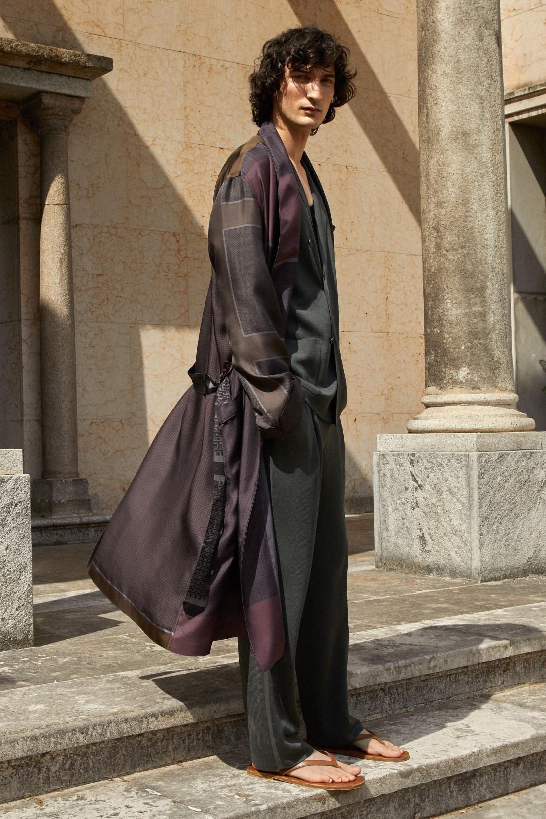 Brioni - Printemps-Été 2022 - Milan Fashion Week