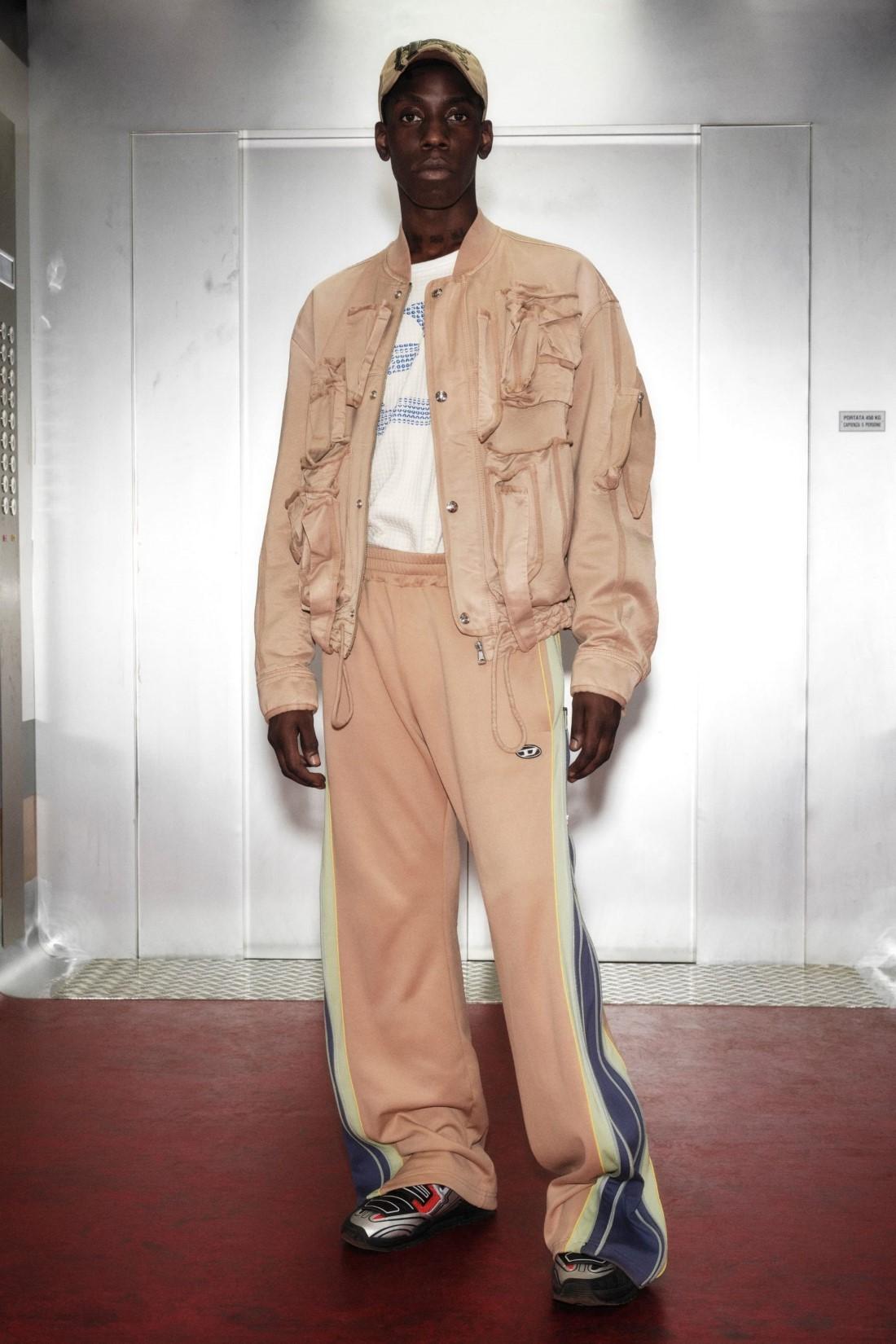 Diesel - Printemps-Été 2022 - Milan Fashion Week