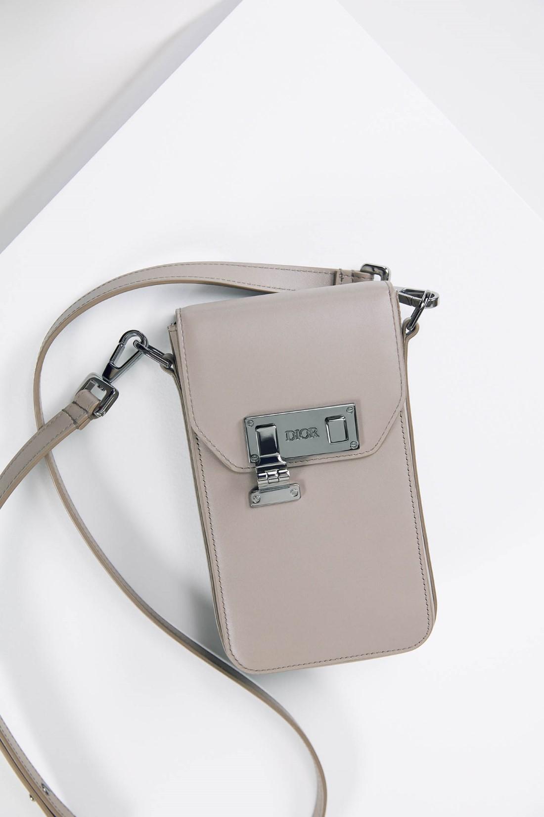 Dior Lock Bag - Dior Men