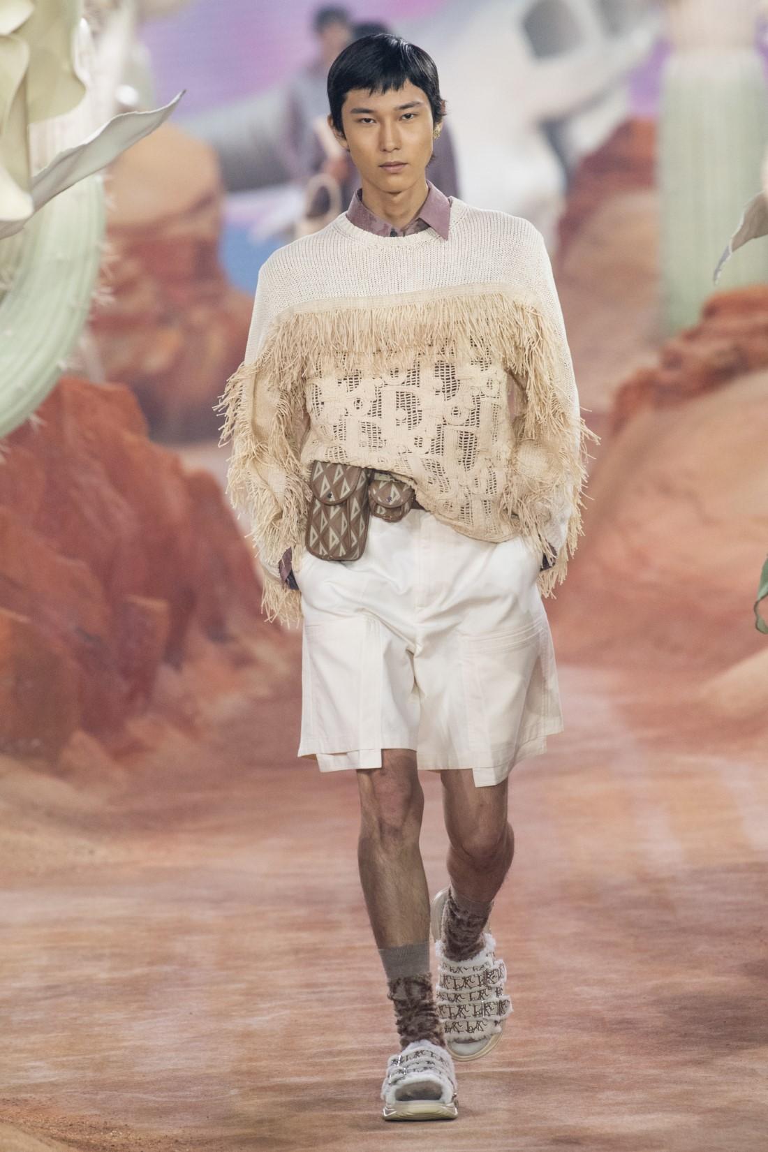 Dior Men - Printemps-Été 2022 - Paris Fashion Week