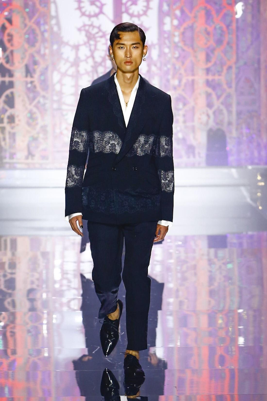 Dolce & Gabbana - Printemps-Été 2022 - Milan Fashion Week