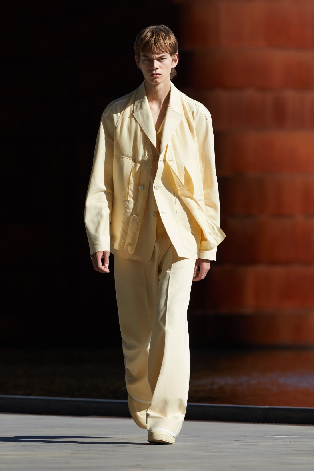 Ermenegildo Zegna - Printemps-Été 2022 - Milan Fashion Week