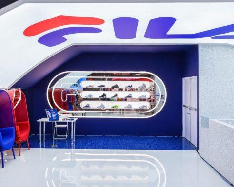 FILA Sport Fashion House Pékin