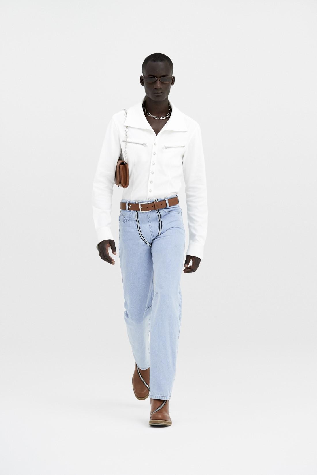 GmbH - Printemps-Été 2022 - Paris Fashion Week