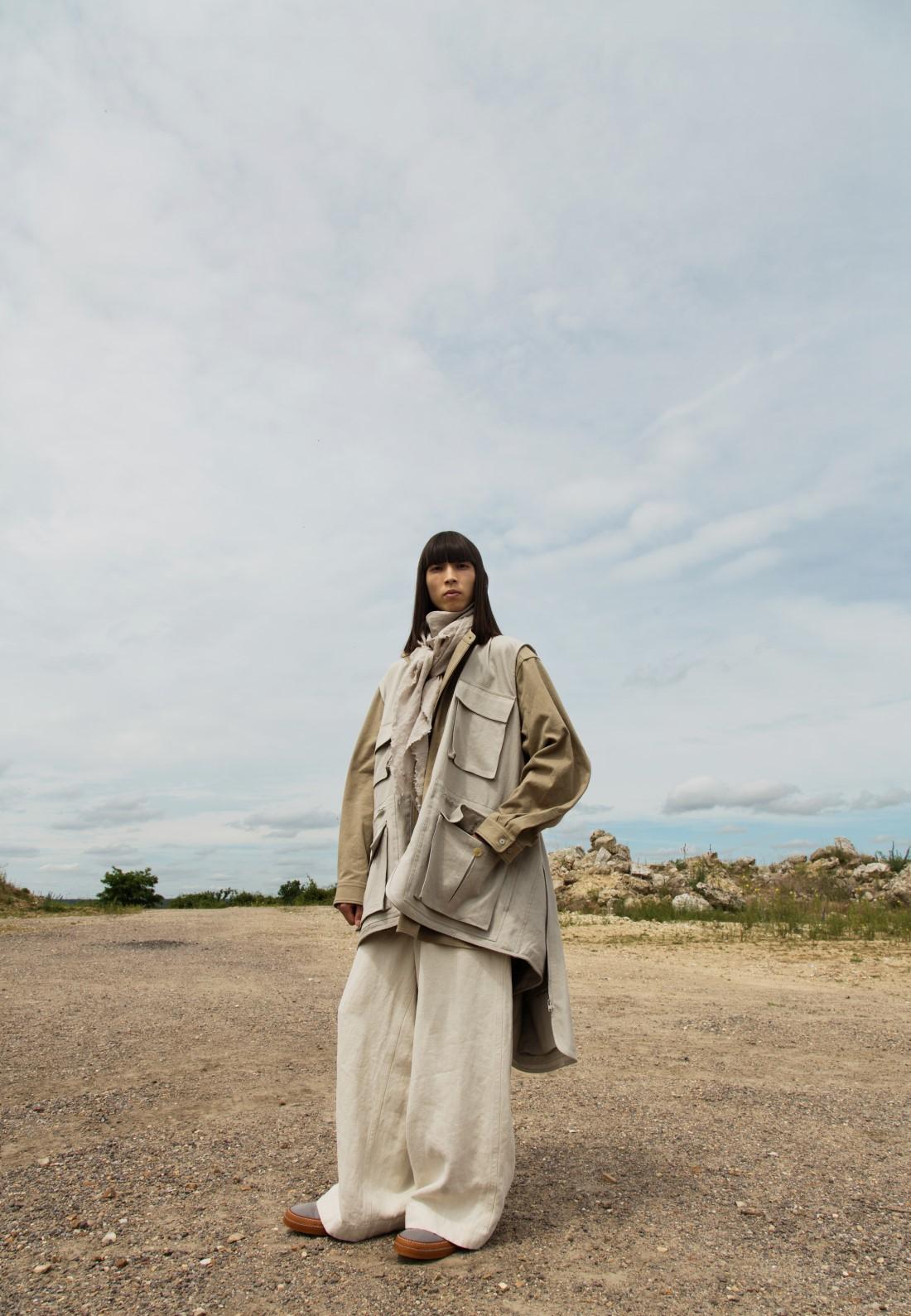 Hed Mayner - Printemps-Été 2022 - Paris Fashion Week