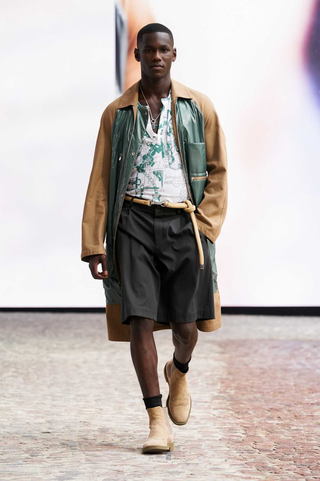 Hermès - Printemps/Été 2022 - Paris Fashion Week Men's