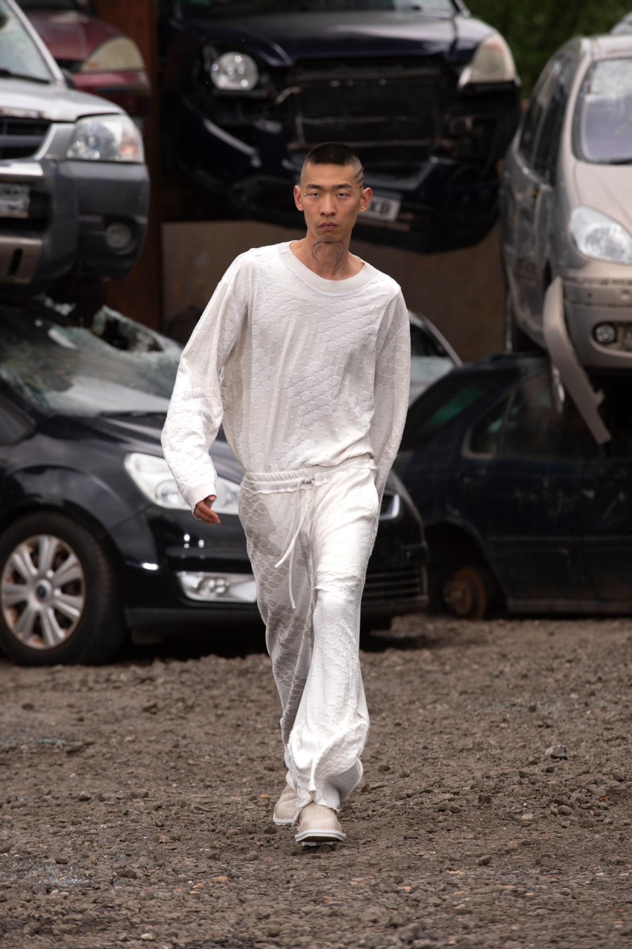 JORDANLUCA - Printemps-Été 2022 - London Fashion Week