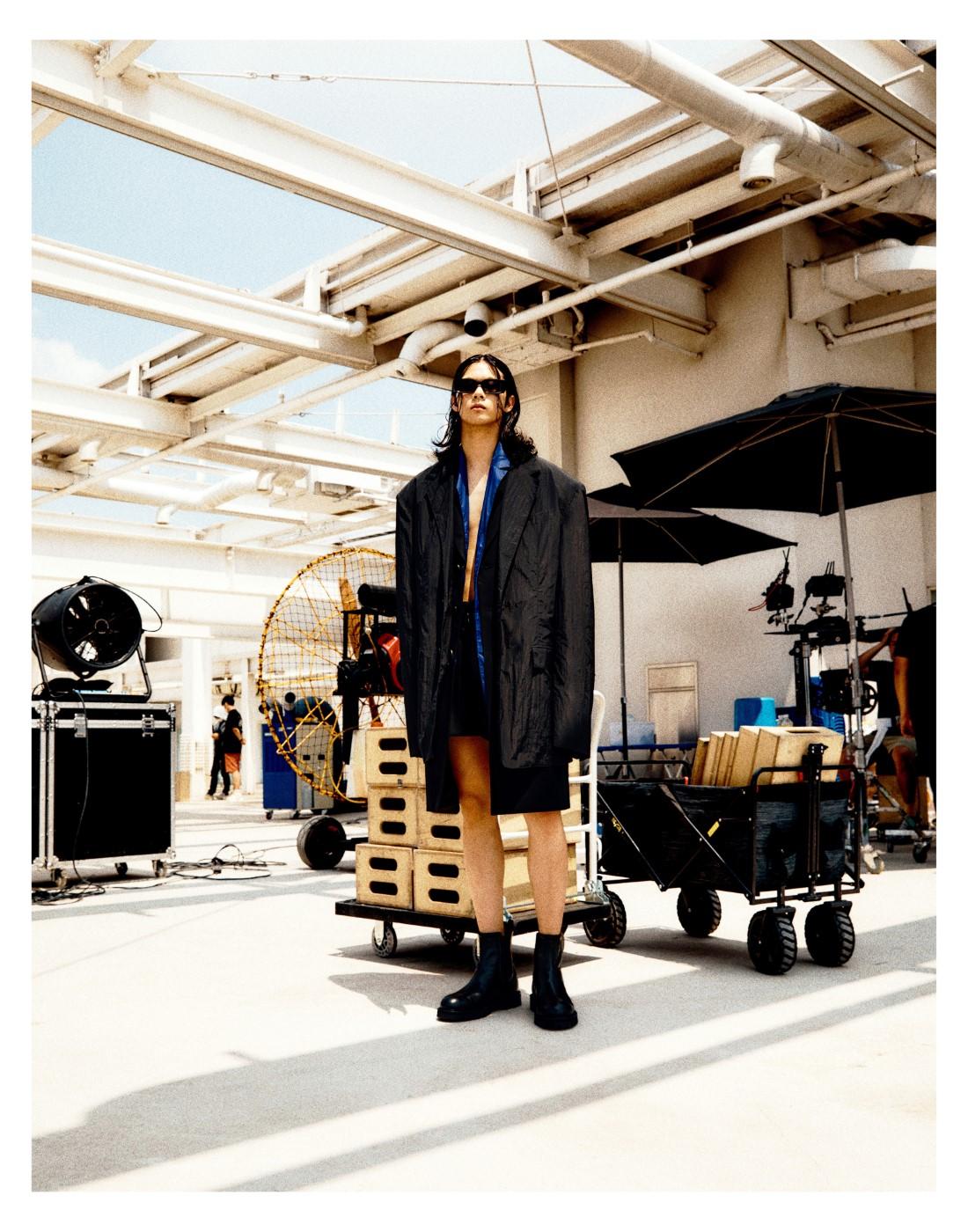 Juun.J - Printemps-Été 2022 - Paris Fashion Week