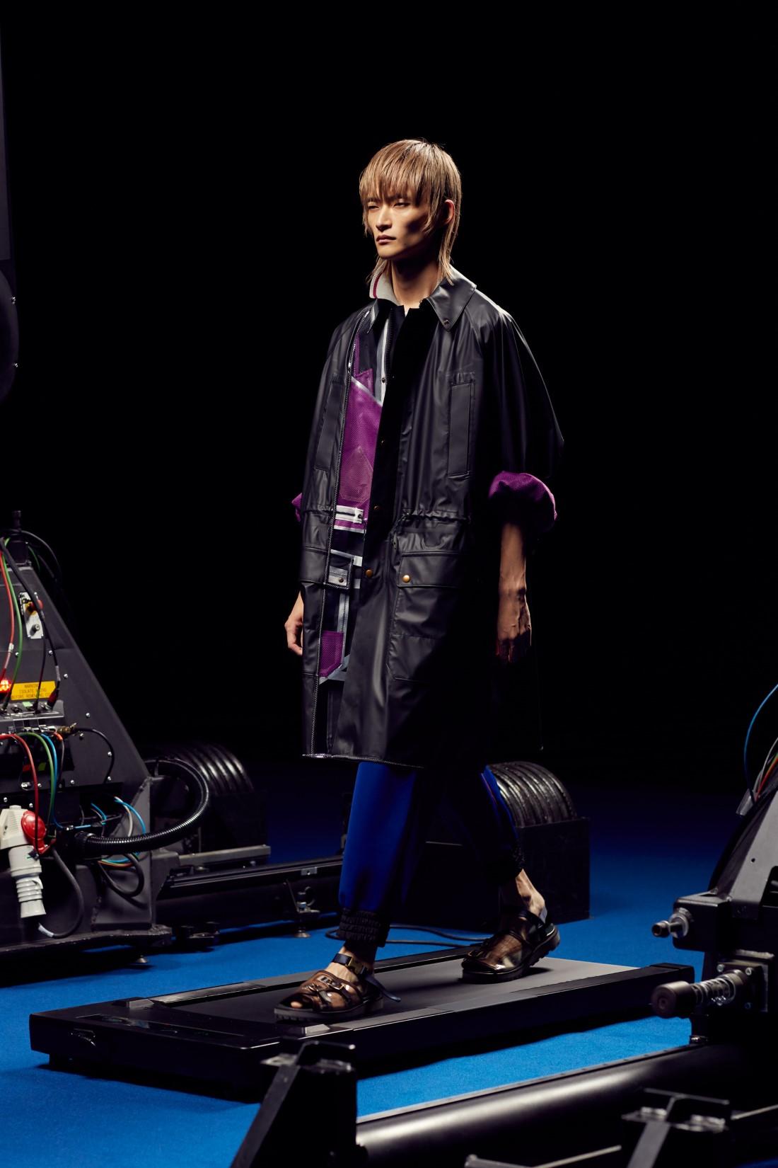 Kolor - Printemps-Été 2022 - Paris Fashion Week