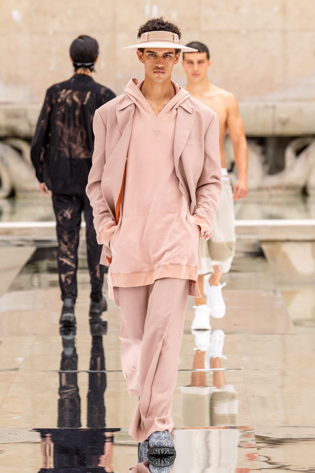 LGN Louis-Gabriel Nouchi - Printemps-Été 2022 - Paris Fashion Week
