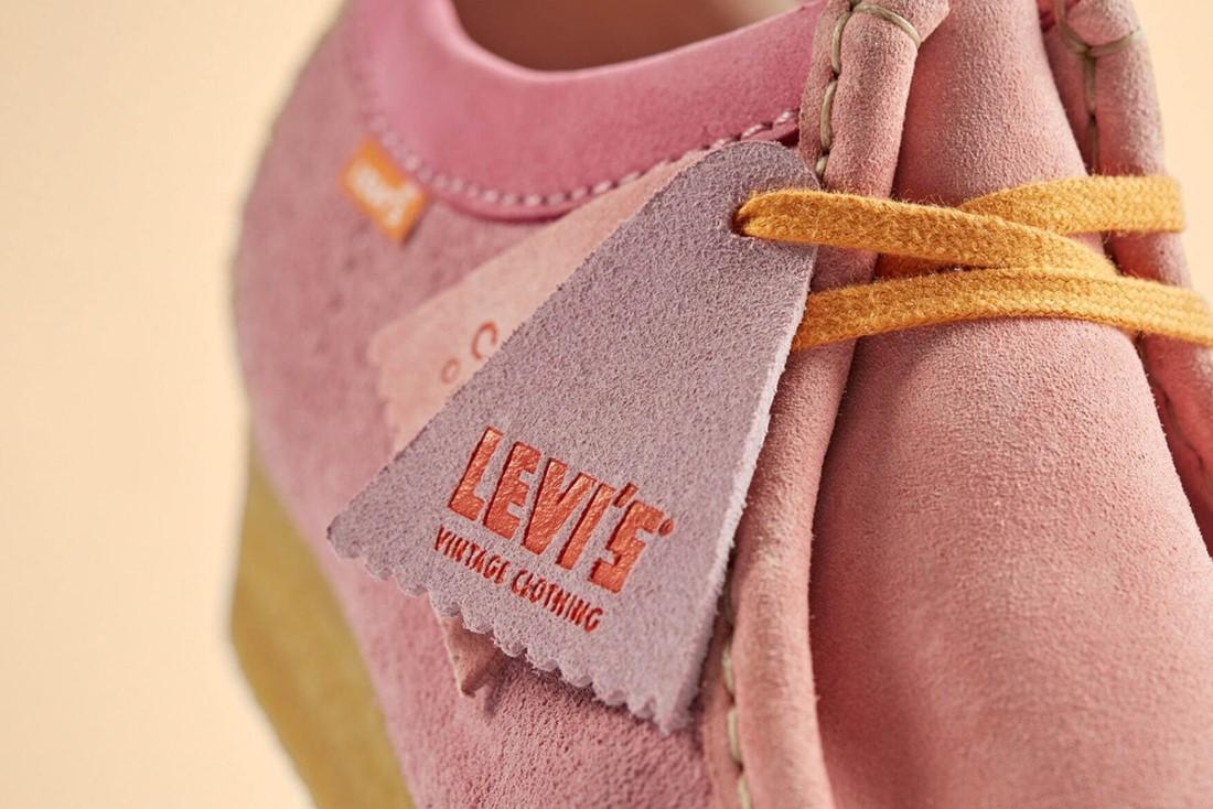Levi's x Clarks Originals