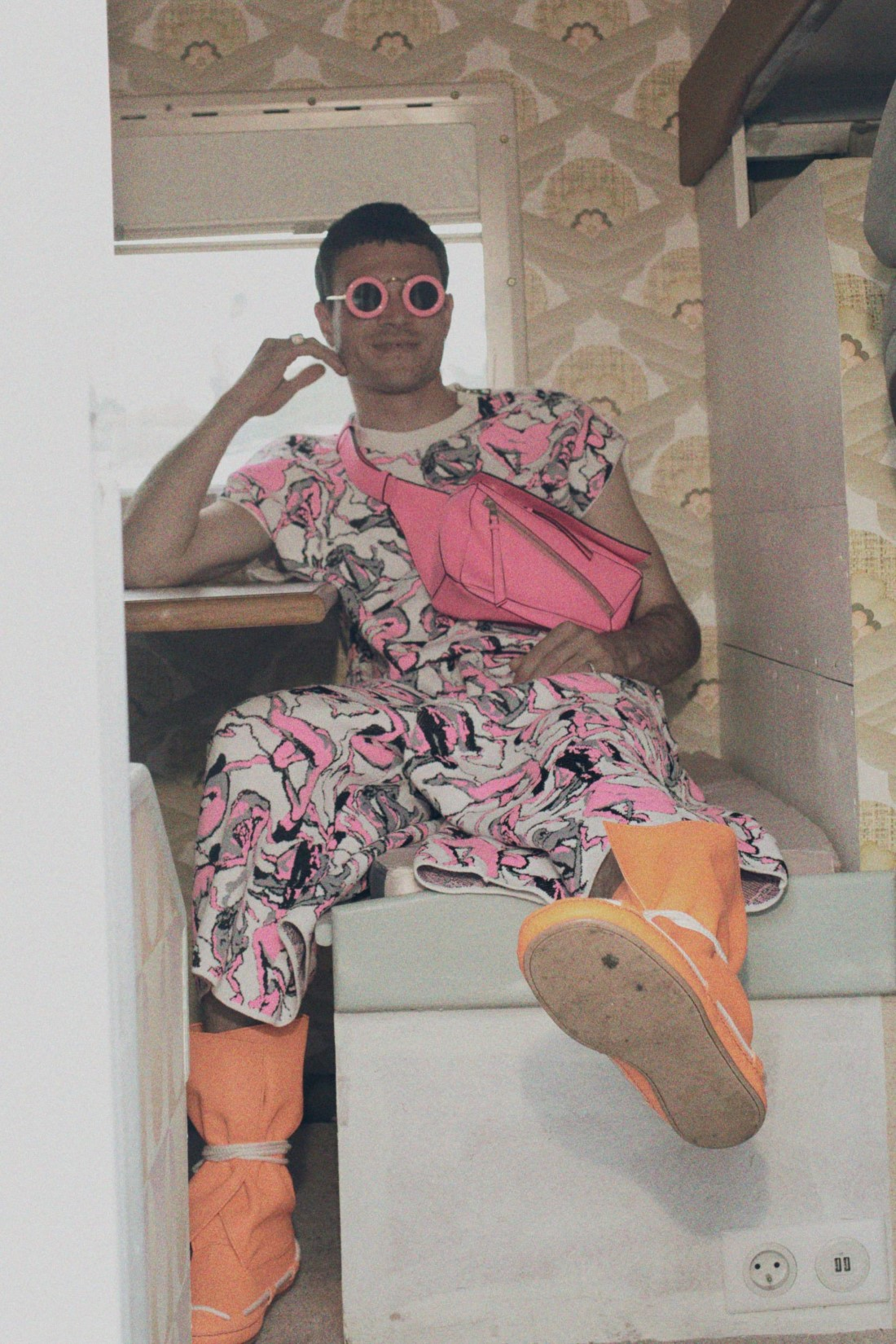 Loewe - Printemps-Été 2022 - Paris Fashion Week
