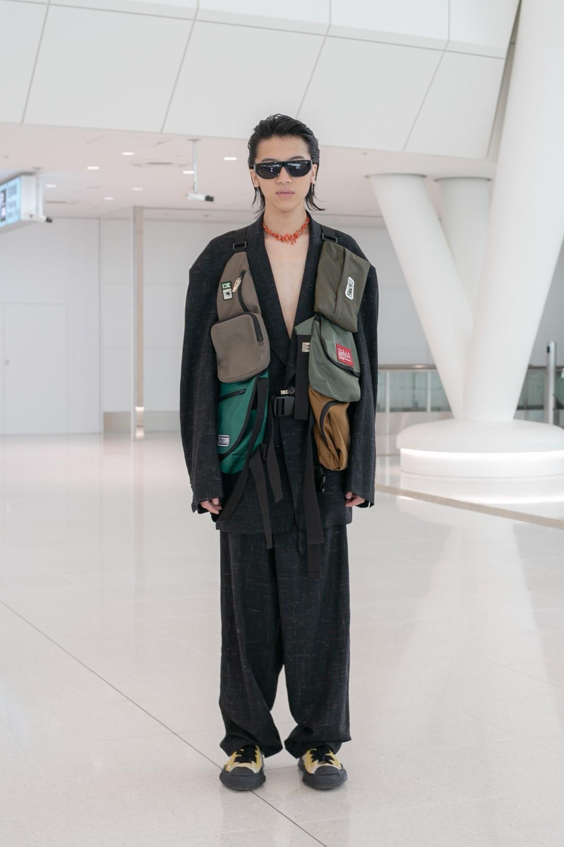 Maison Mihara Yasuhiro - Printemps-Été 2022 - Paris Fashion Week