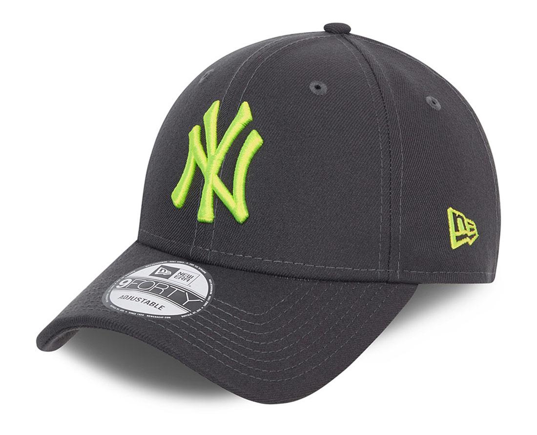 New Era - MLB Neon Logo Pack