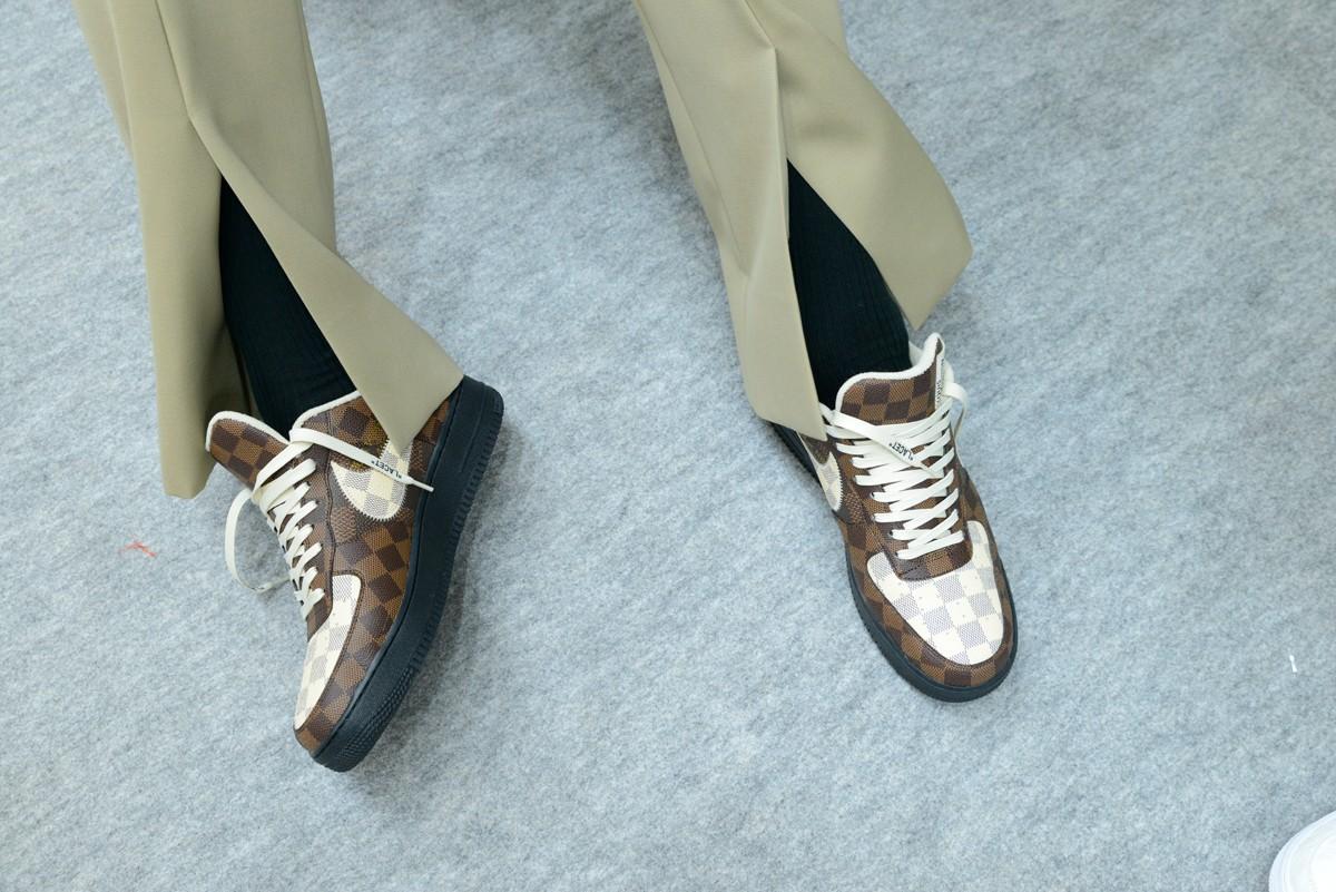 Nike Air Force 1 x Louis Vuitton