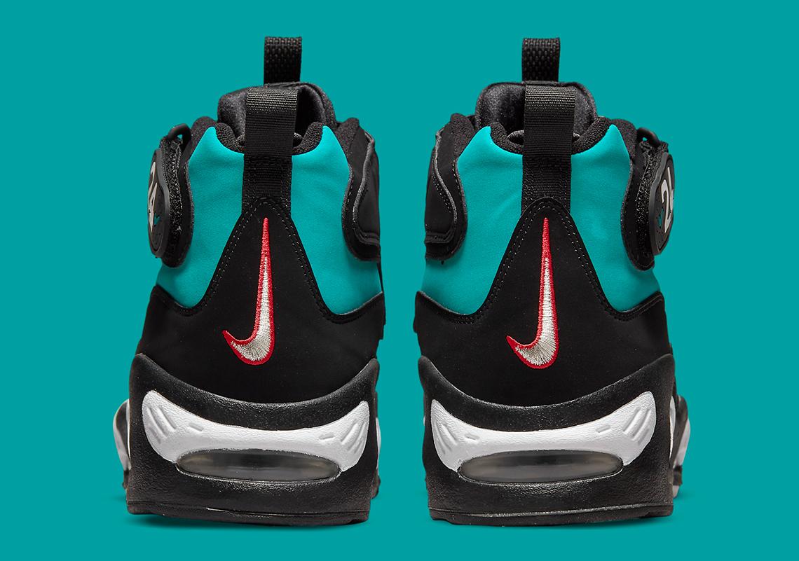 Nike Air Griffey Max 1 Black Freshwate