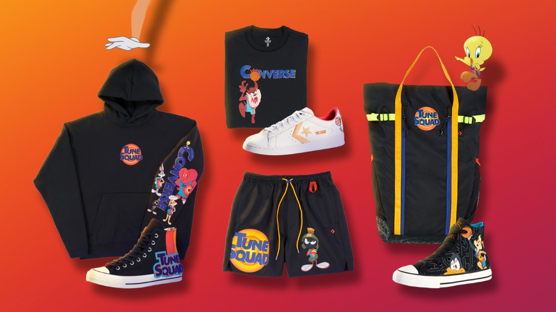 Nike x Converse - Collection Space Jam A New Legacy