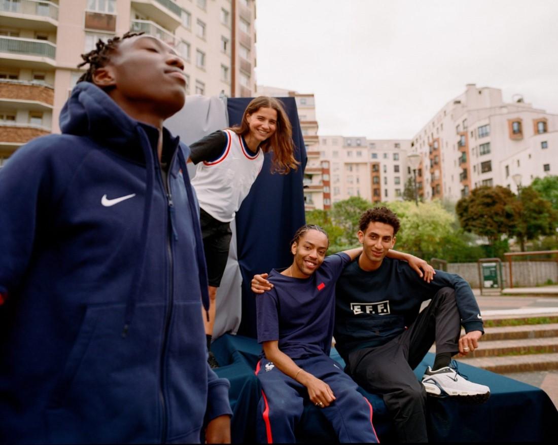 Nike x Équipe de France - Euro 2021