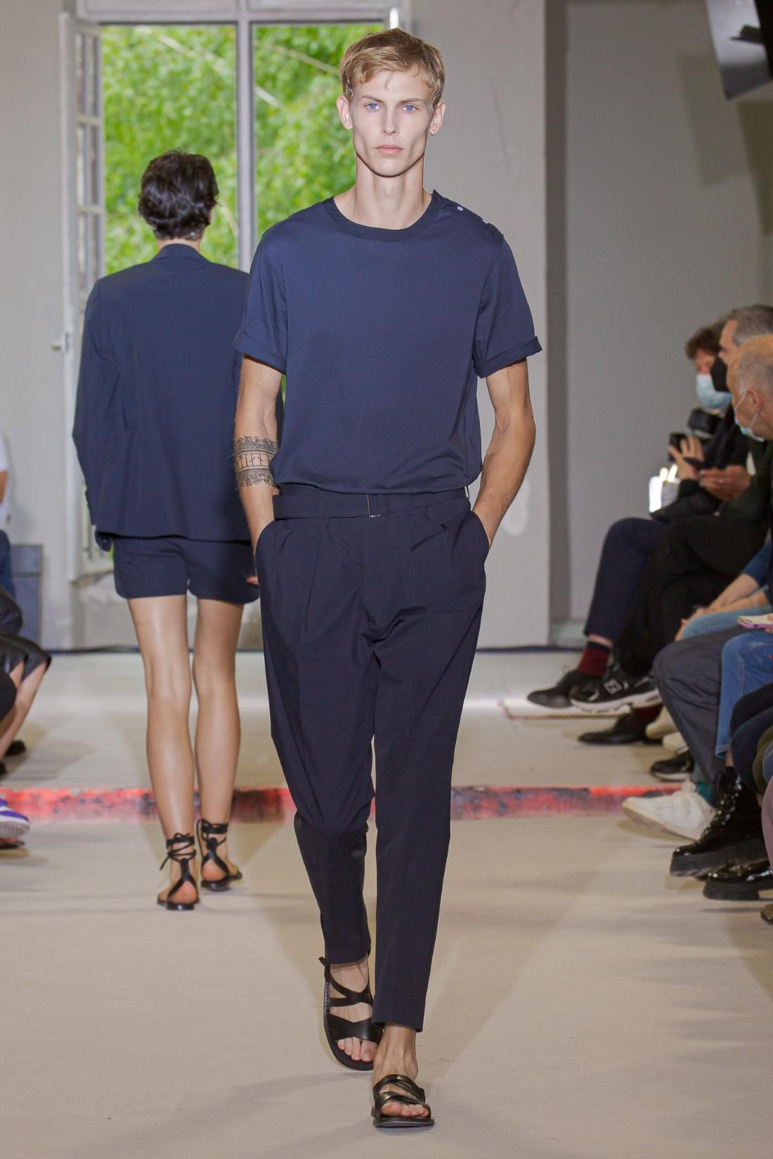 Officine Générale - Printemps-Été 2022 - Paris Fashion Week