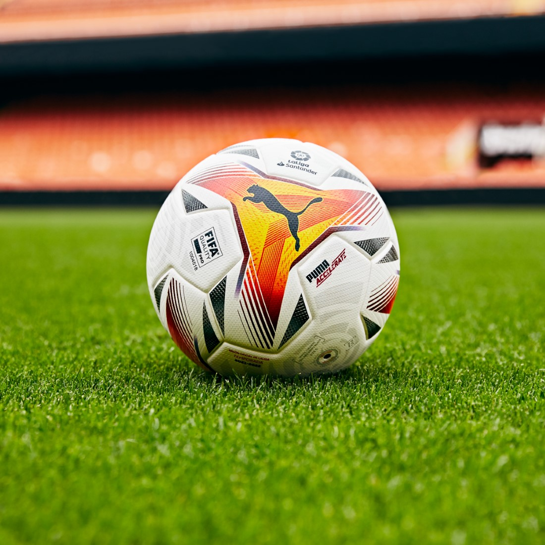PUMA Football x La Liga - Ballon ACCELERATE Saison 2021-22