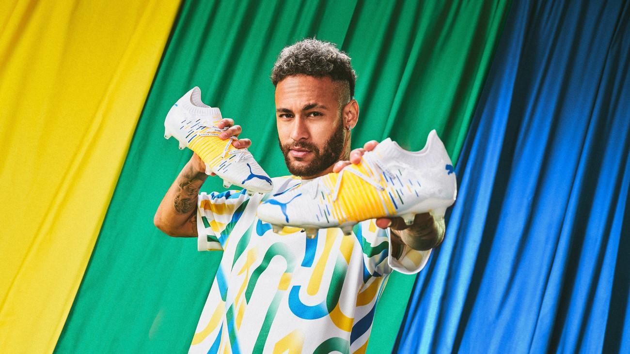 PUMA Football x Neymar Jr. - Collection NJR BRAZIL