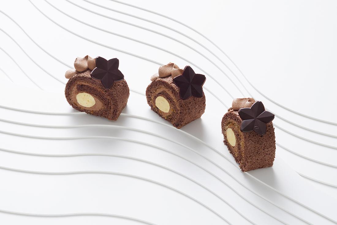 Pierre Hermé - Collection Japonisme Roll-Cake Azur