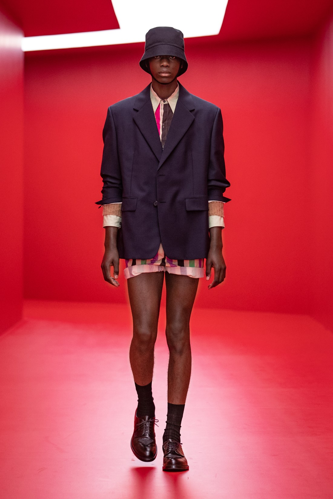 Prada - Printemps-Été 2022 - Milan Fashion Week