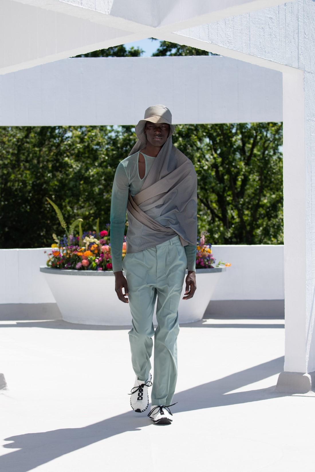 QASIMI - Printemps-Été 2022 - London Fashion Week