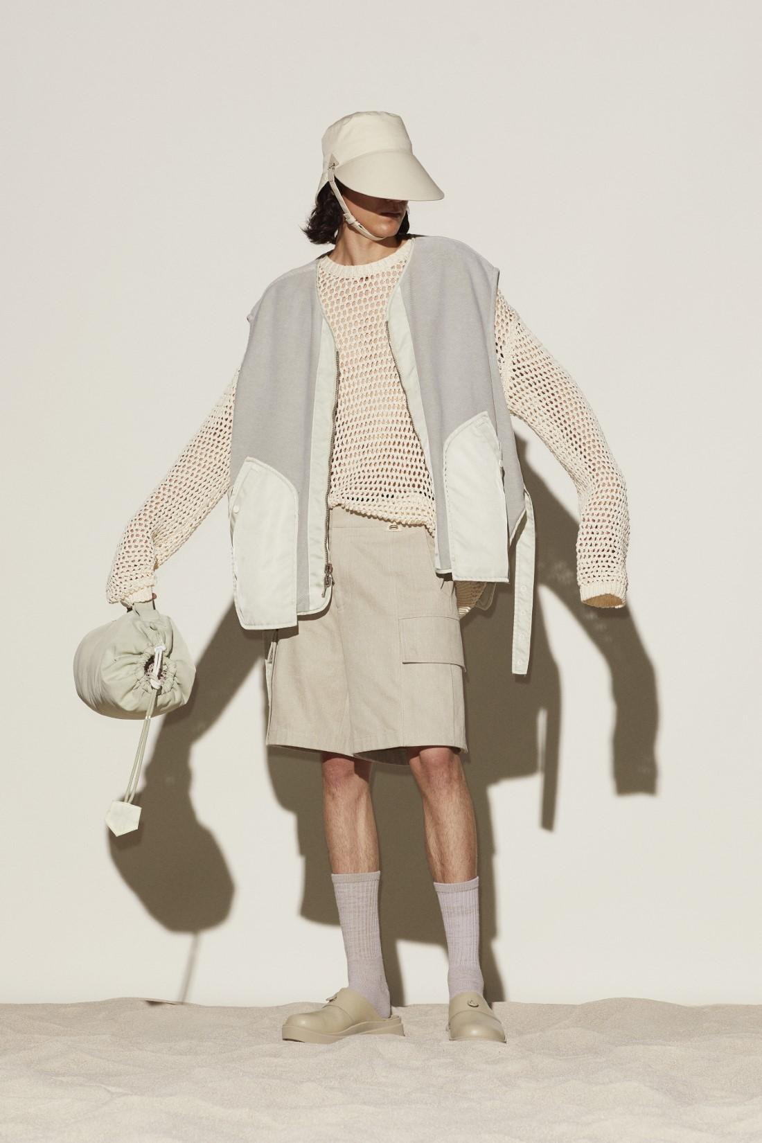 SOLID HOMME - Printemps-Été 2022 - Milan Fashion Week
